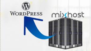 MixhostのWordPressをアンインストールする手順紹介