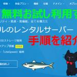 カラフルボックスの無料お試し利用手順_タイトル